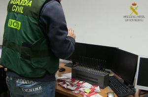 La Guardia Civil ha detenido a 11 personas en esta operación.
