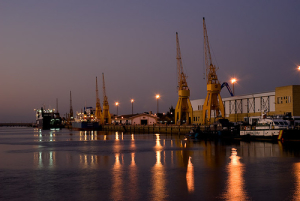 Puerto de Huelva. / http://cacela-hispania.blogspot.com.es