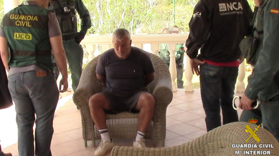 Detenido un inglés implicado en el secuestro y asesinato de un compatriota en Jávea