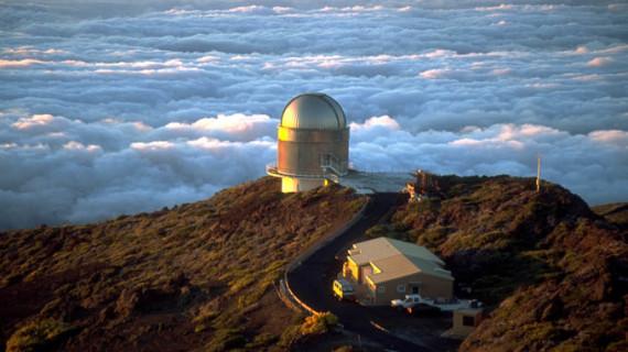Aprueban inversión para construir cuatro grandes telescopios en la isla de La Palma