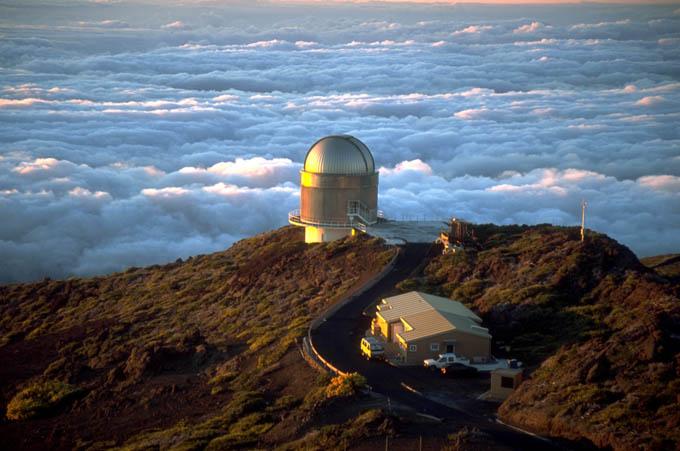 Instituto de Astrofísica de Canarias.