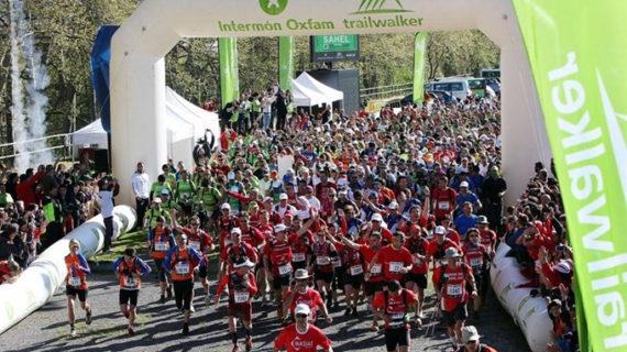 Oxfam Intermón celebra en Girona la Trailwalker 2015 por la lucha contra la pobreza