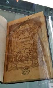 20.000 leguas de viaje submarino. Primera traducción al español (1869).