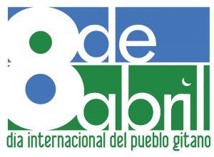 Logo del Día Internacional del Pueblo Gitano. / https://www.gitanos.org