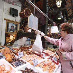 Las ventas de los pequeños comercios crecen. / Foto: Europa Press.