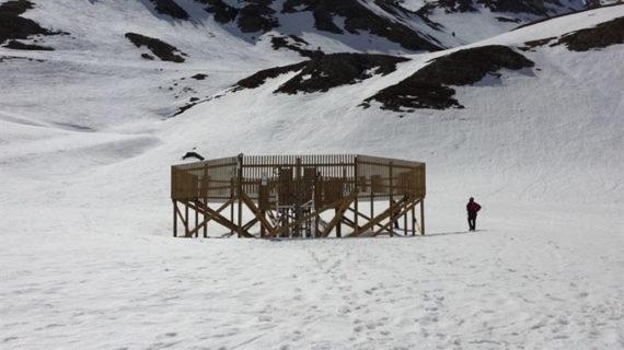 La Aemet colabora con el Proyecto SPICE para perfeccionar la medición de precipitaciones de nieve