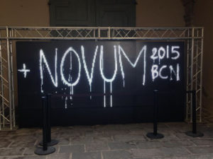 Novum se celebra en Barcelona hasta el 30 de abril. / Foto: Europa Press.