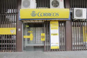 Oficina de Correos. / Foto: Europa Press.