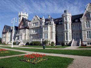 Palacio de La Magdalena.