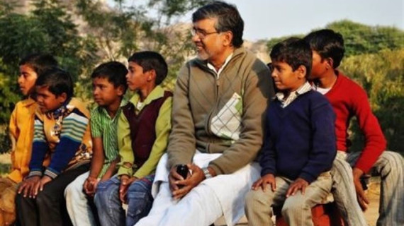 El premio Nobel de la Paz Kailash Satyarthi visitará Galicia