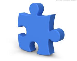 Pieza de puzzle.  / http://www.alexspriggs.com