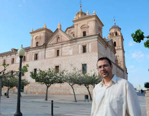 El profesor Jorge López Puga. / Foto: www.ucam.edu