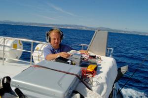 Michel André, principal investigador del proyecto. / Foto: UPC