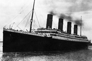 Titanic. / https://alfonsopinel.wordpress.com