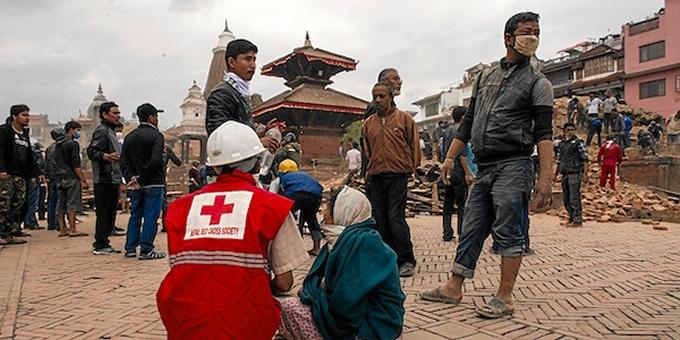 Cruz Roja Española envía una Unidad de Respuesta a Emergencias de Saneamiento Masivo a Nepal