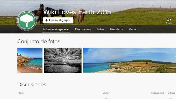 Wikimedia España organiza por primera vez en España el 'Wiki Loves Earth'