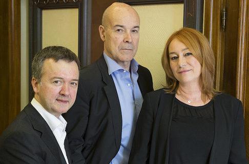 Resines aboga por emprender nuevos proyectos como la 'Memoria del Cine Español'
