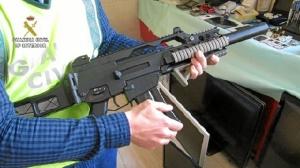 La Guardia Civil desarticula una organización criminal dedicada a cometer robos en viviendas y establecimientos hosteleros.