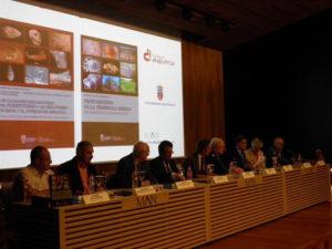 Presentación de los libros. / Foto: Europa Press.