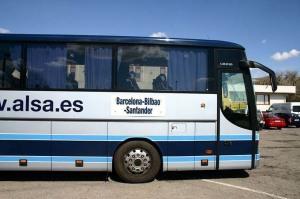 Baja el precio del billete de autobús. / Foto: Europa Press