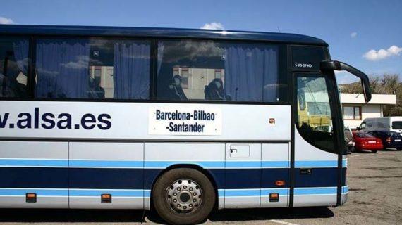 El precio del billete de autobús interurbano bajará este año por primera vez desde 2002