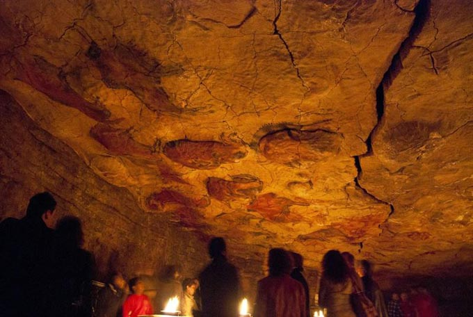 Cueva de Altamira. / Foto: Museo de Altamira.