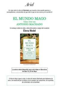 Ejemplar de 'El munod mago'.