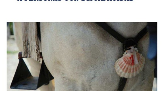 Doble Cristal inicia la puesta en marcha de su programa de terapias asistidas con caballos