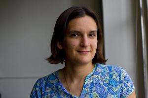 Esther Duflo.
