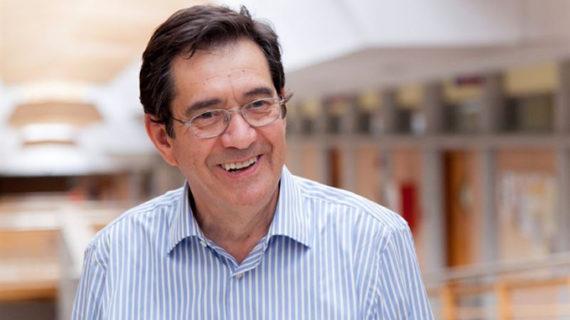 Antonio Martinón, nuevo rector de la Universidad de La Laguna