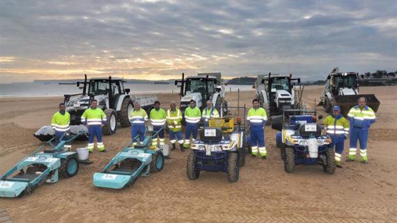 Voluntarios limpiarán las playas del Mediterráneo y recogerá basuras en Galicia y Canarias