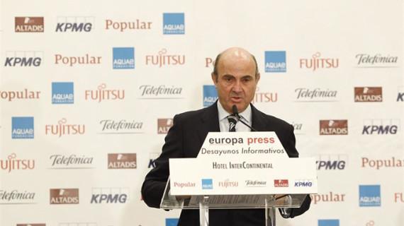 España devolverá el tercer pago anticipado del rescate bancario en julio