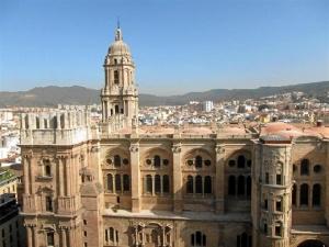 Catedral de Málaga. / Foto: Europa Press.
