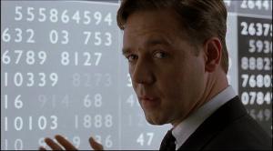 Russell Crowe dio vida a Nash en la ficción.