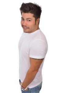 El actor Óscar Reyes.