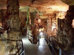 Cueva de los Franceses. / Foto: Diputación de Palencia.