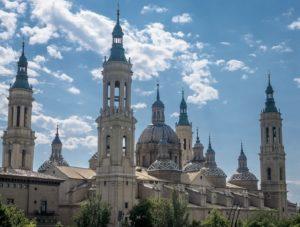 El Pilar es la novena construcción de culto cristiano más grande del mundo.