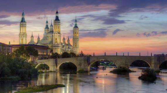 La Basílica del Pilar en Zaragoza es la novena construcción de culto cristiano más grande del mundo