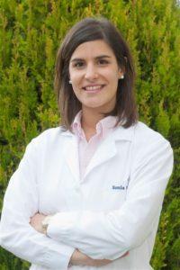 Sonia García, de la Universidad de Navarra. / Foto: Universidad de Navarra.