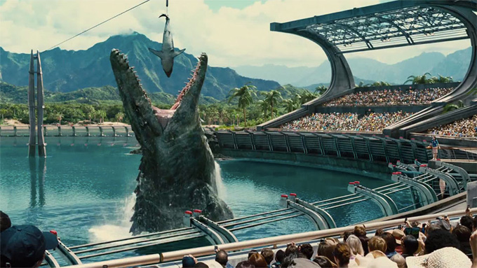 'Jurassic World', un producto, no una película