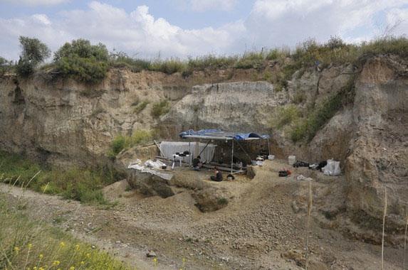 Barranc de la Boella, donde se han localizado los excrementos. / Foto: Jordi Mestre (IPHES)
