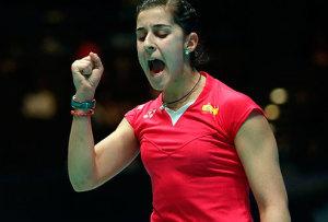 Carolina Marín alcanza el número 1 del ránking mundial.