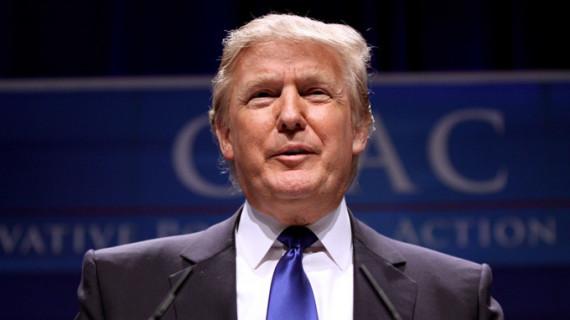 Trump, rockin' in the free world