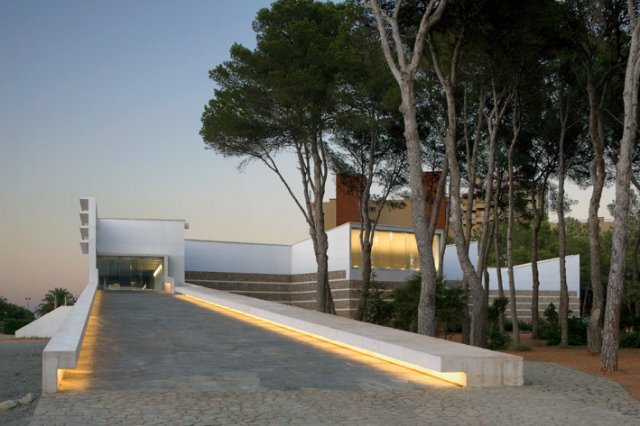 Palacio de Congresos de Ibiza. / Foto: www.palaciocongresosibiza.com
