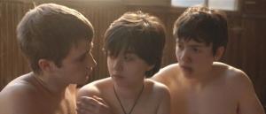 La adolescencia es la etapa de la vida de estos tres chicos que aborda la cinta.