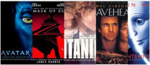 Las bandas sonoros de algunas de las películas más exitosas del cine eran suyas.