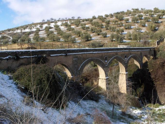 Puente del municipio de Jun, en Granada. / Foto: Ayuntamiento de Jun.