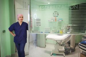 La Clínica de Medicina y Cirugía Estética Rocío Vázquez se ubica en Sevilla.