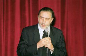 El director de cine Fernando Trueba.