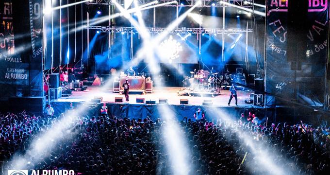 Cerca de 150.000 personas asisten a Alrumbo Festival en Chipiona